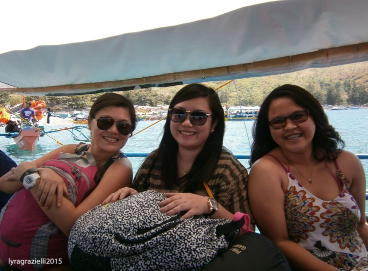 My island ladies