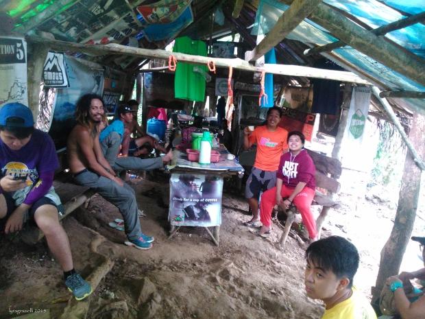 The Mt. Manabu boy band